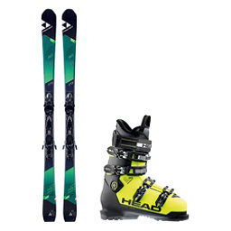 Fischer XTR Pro MTN 80 RT Advant Edge 85 HT Ski Package, , 256