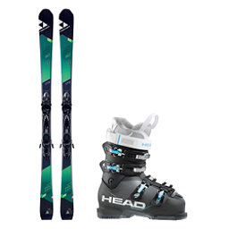 Fischer XTR Pro MTN 80 RT Next Edge 75 HT Ski Package, , 256