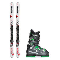 Head Instinct 83 R Sportmachine 80 Ski Package 2018, , 256