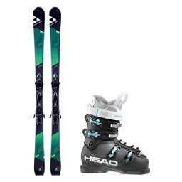 Fischer XTR Pro MTN 80 RT Next Edge 75 HT Womens Ski Package, , 256