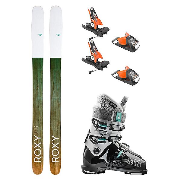 Roxy Shima 106 Waymaker 90 Womens Ski Package 2018, , 600