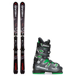 Head Power Instinct SW Ti Pro Sportmachine 80 Ski Package, , 256