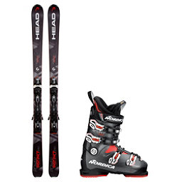 Head Power Instinct SW Ti Pro Sportmachine 100 Ski Package, , 256