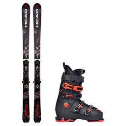 Head Power Instinct SW Ti Pro RC Pro 100 Thermoshape Ski Package, , 256