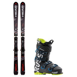 Head Power Instinct SW Ti Pro AllTrack Pro 100 Ski Package, , 256