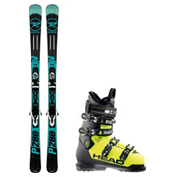 Rossignol Pursuit 200 Carbon Advant Edge 85 HT Ski Package, , 256