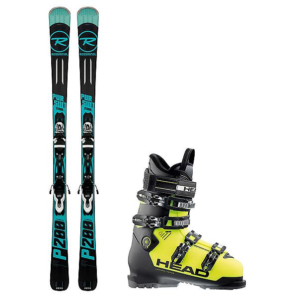 Rossignol Pursuit 200 Carbon Advant Edge 85 HT Ski Package 2018, , 600