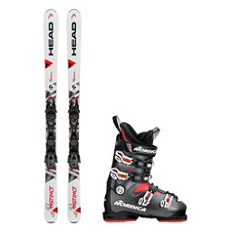 Head Instinct 83 R Sportmachine 100 Ski Package, , 256