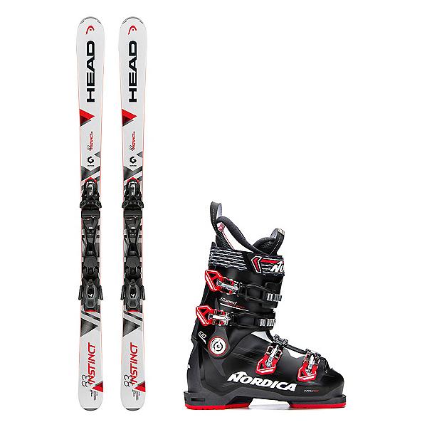 Head Instinct 83 R Speedmachine 100 Ski Package 2018, , 600