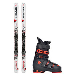 Head Instinct 83 R RC Pro 100 Thermoshape Ski Package, , 256