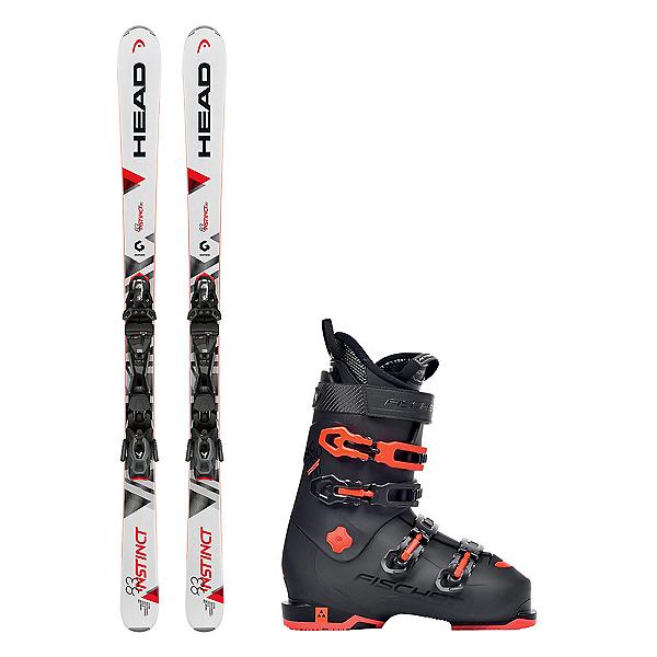 Head Instinct 83 R RC Pro 100 Thermoshape Ski Package 2018, , 600