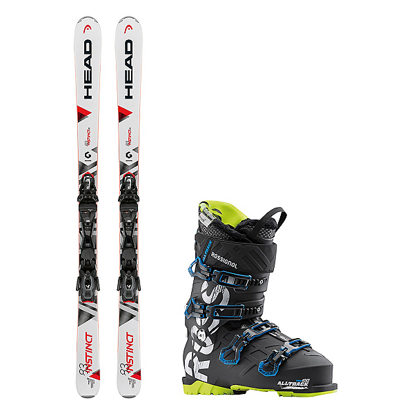 Head Instinct 83 R AllTrack Pro 100 Ski Package, , 600