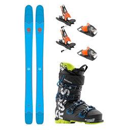 Rossignol Sin 7 AllTrack Pro 100 Ski Package 2018, , 256