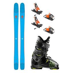 Rossignol Sin 7 Waymaker 110 Ski Package 2018, , 256