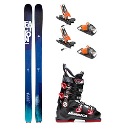 Faction Faction Nine5 Speedmachine 100 Ski Package, , 256