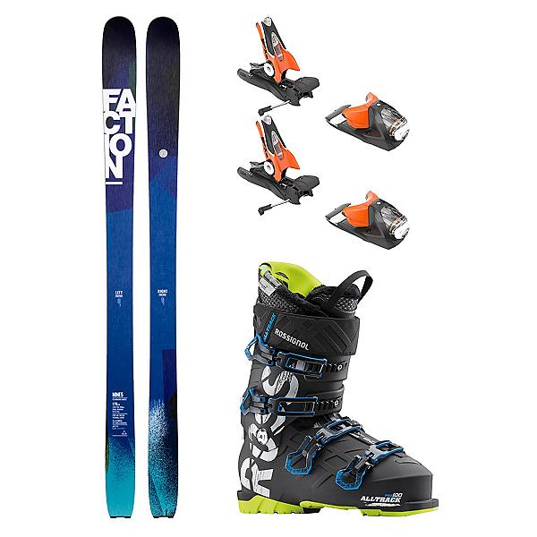 Nine5 AllTrack Pro 100 Ski Package 2018, , 600