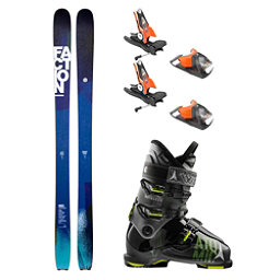 Faction Nine5 Waymaker 110 Ski Package, , 256