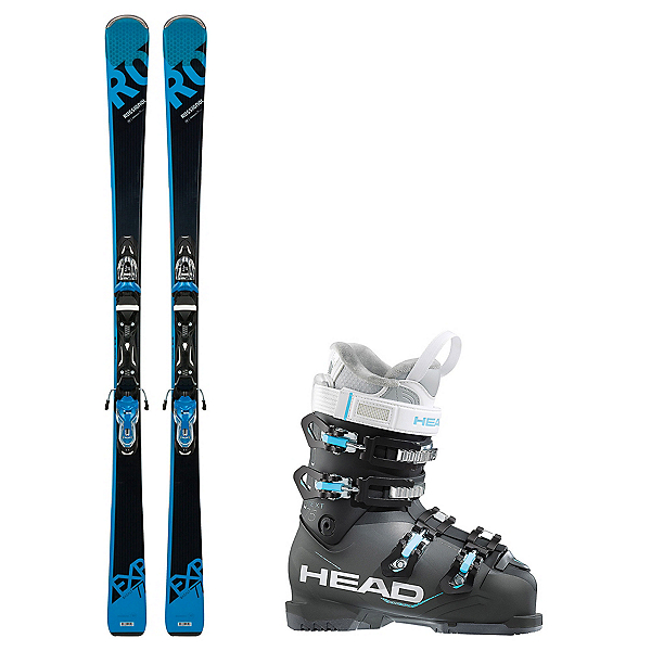 Rossignol Experience 77 BA Next Edge 75 HT Ski Package 2018, , 600