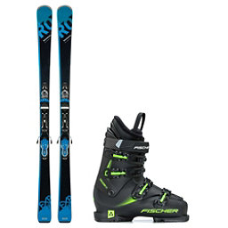 Rossignol Experience 77 BA Cruzar 90 TS Ski Package 2018, , 256