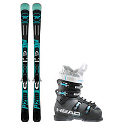 Rossignol Pursuit 200 Carbon Next Edge 75 HT Ski Package, , 256