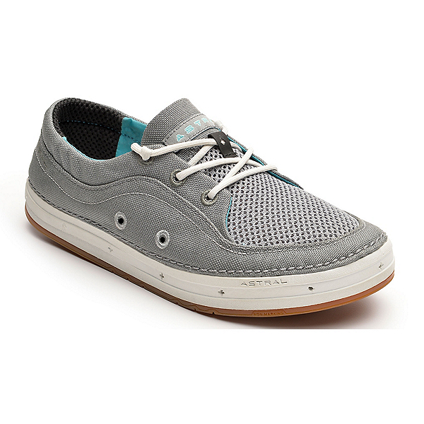 Astral Porter Womens Watershoes, Gray-Turquoise, 600