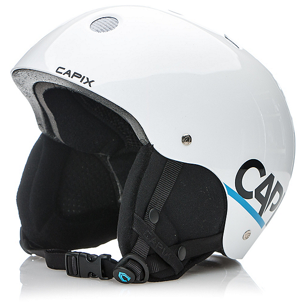 Capix Team Helmet, White, 600