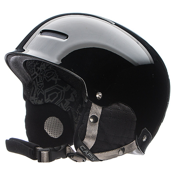 Capix Gambler Helmet, Gloss Black, 600