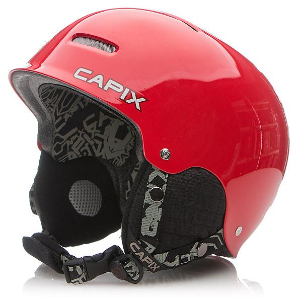 Capix Gambler Helmet, Red, 600