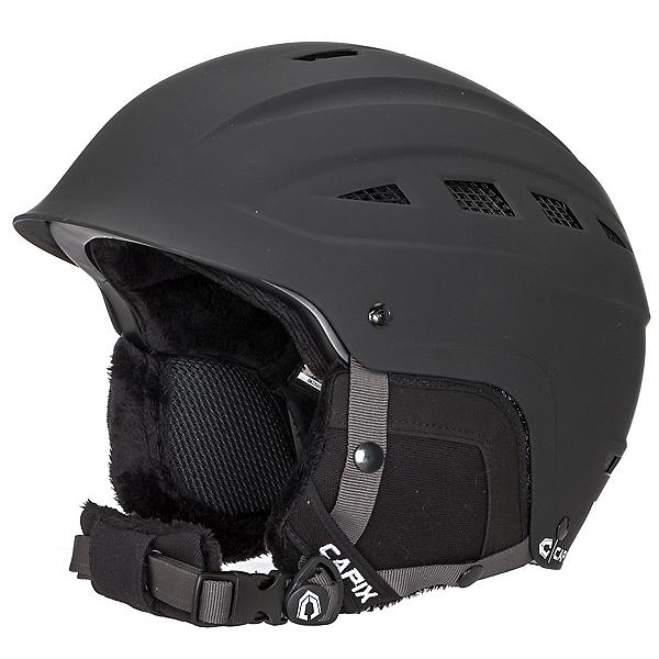 Capix Gambler Helmet, Matte Black, 600