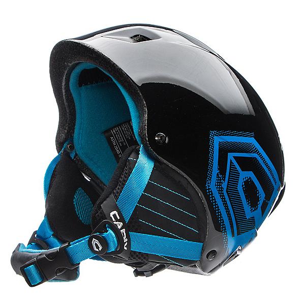 Capix Elite Jr. Boys Kids Helmet, Black, 600