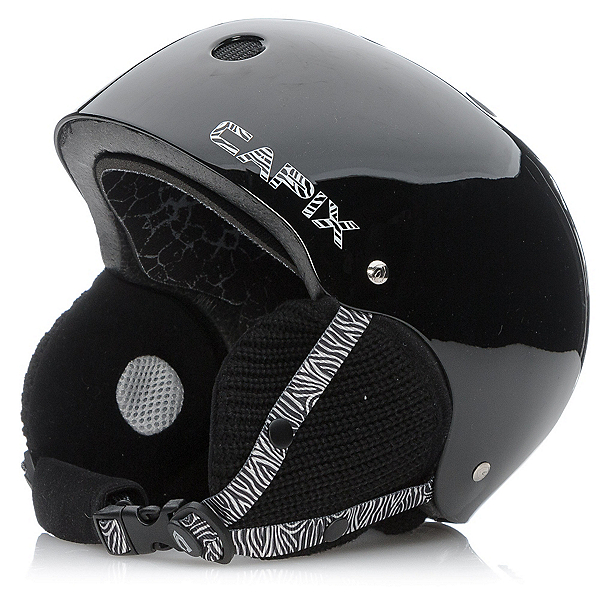 Capix Snow Dynasty Womens Helmet, Black, 600