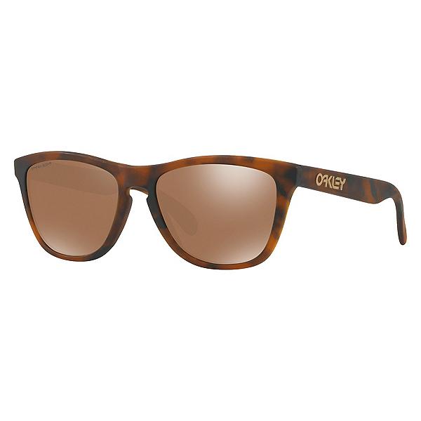 Oakley Frogskins Prizm Sunglasses, Matte Tortoise-Prizm Tungsten, 600
