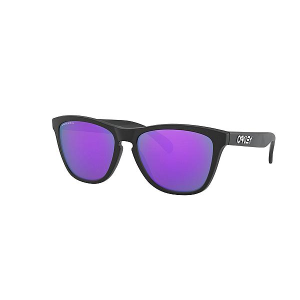 Oakley Frogskins Prizm Sunglasses, Matte Black, 600
