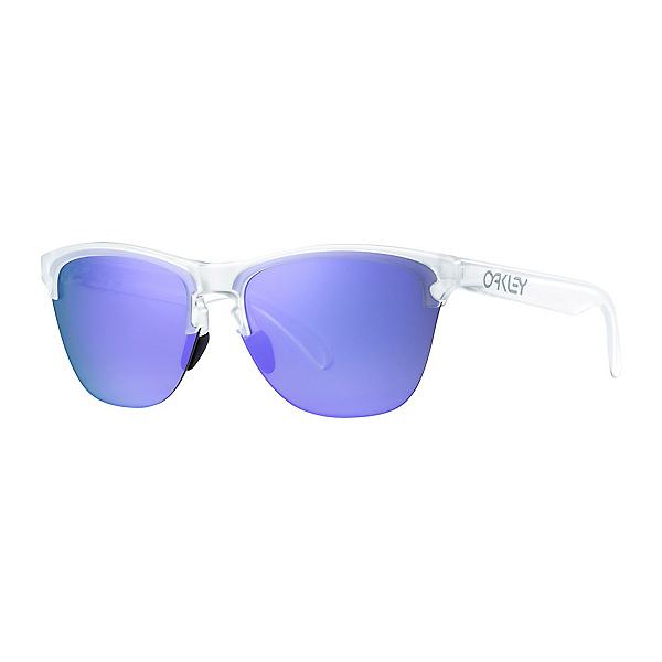 Oakley Frogskins Lite Sunglasses, Matte Clear, 600