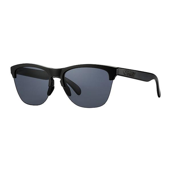 Oakley Frogskins Lite Sunglasses, Matte Black, 600