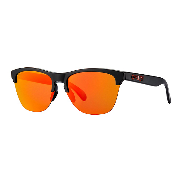 Oakley Frogskins Lite Prizm Sunglasses, Matte Black, 600