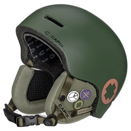 Capix Spy Optic Collab Helmet, Green, 256
