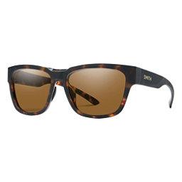 Smith Ember Polarized Sunglasses, Matte Tortoise-Chromapop Polar, 256