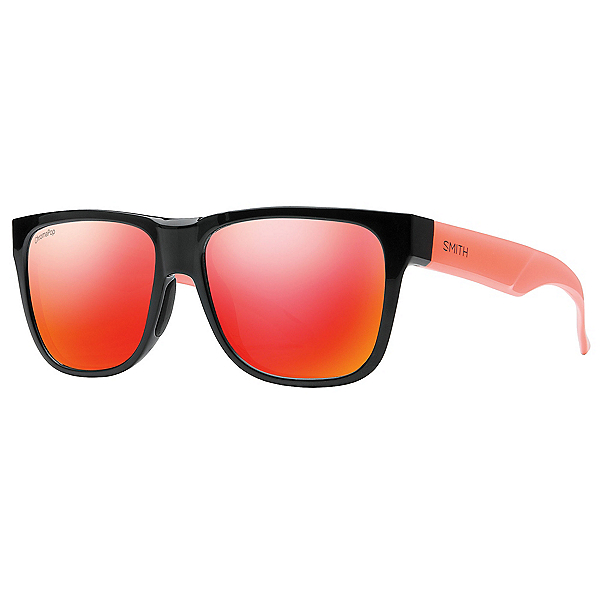 Smith Lowdown 2 Sunglasses, Black Sunburst-Chromapop Sun R, 600