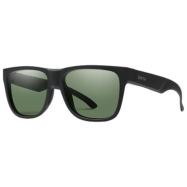 Smith Lowdown 2 Polarized Sunglasses, Matte Black-Chromapop Polarize, 600
