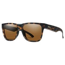 Smith Lowdown 2 Polarized Sunglasses, Matte Tortoise-Chromapop Polar, 256