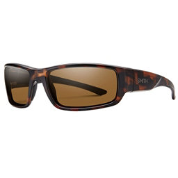 Smith Survey Polarized Sunglasses, Matte Tortoise-Polarized Brown, 256
