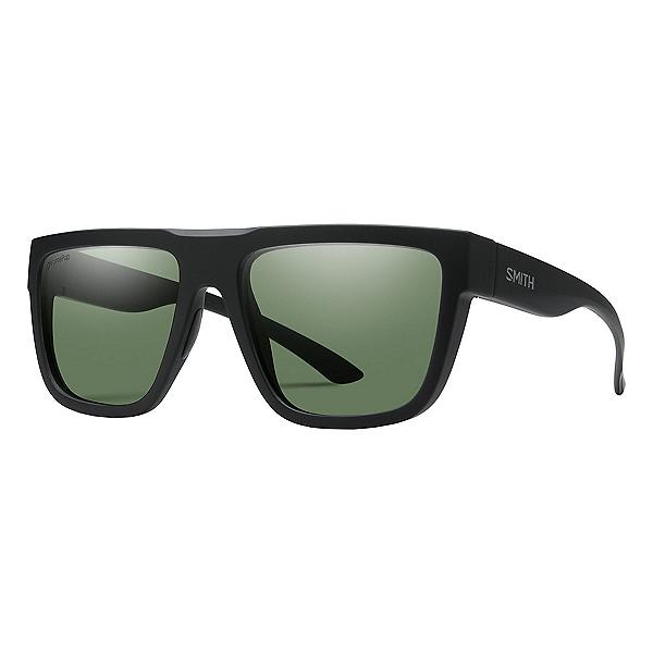 Smith The Comeback Polarized Sunglasses, Matte Black-Chromapop Polarize, 600
