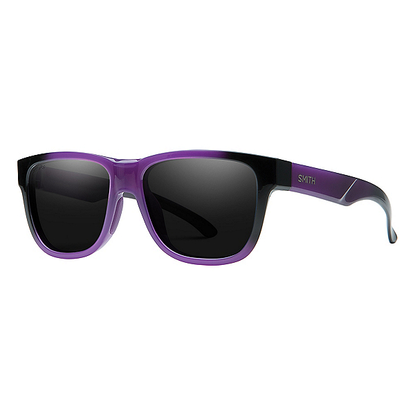 Smith Lowdown Slim 2 Sunglasses, Violet Spray, 600