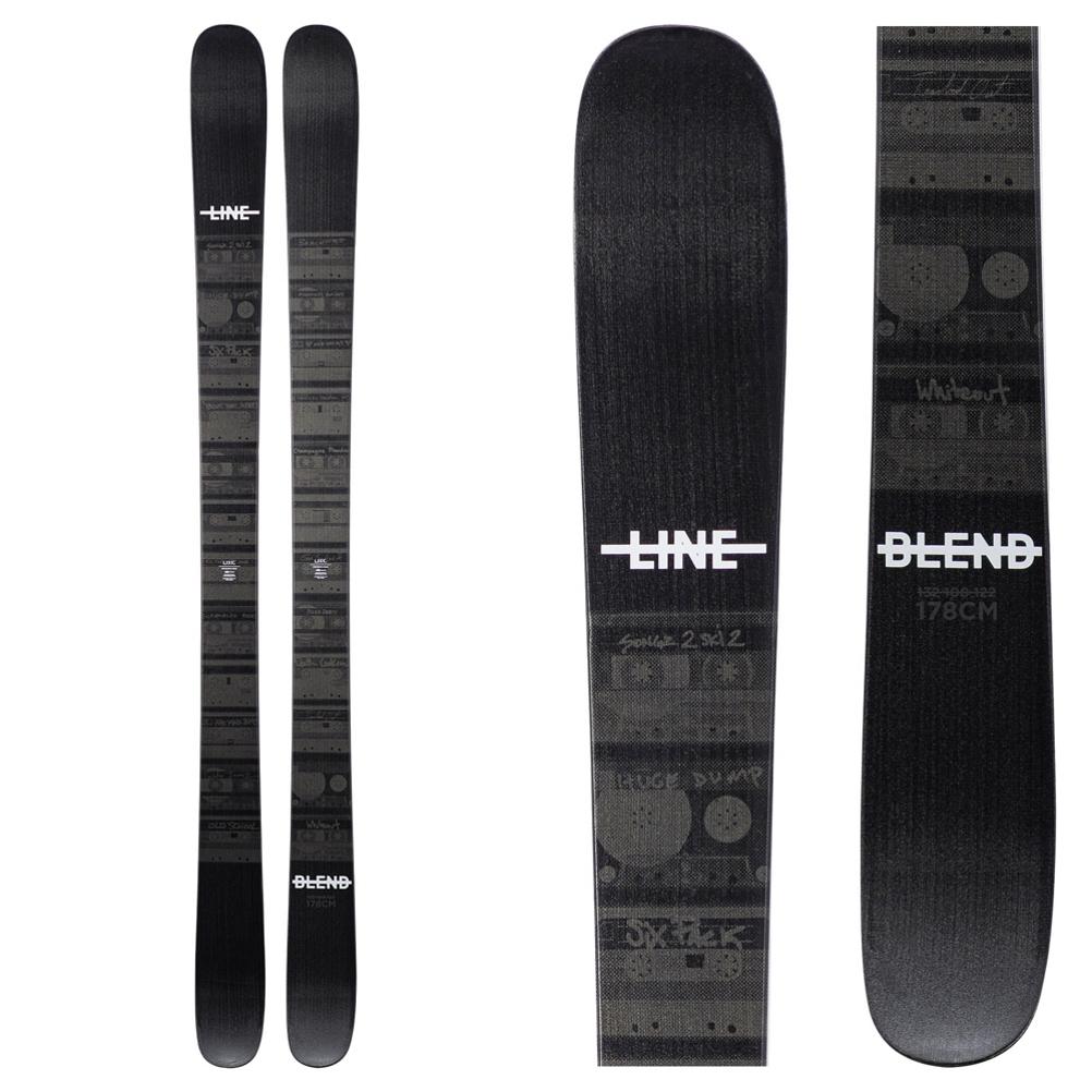 Line Blend Skis