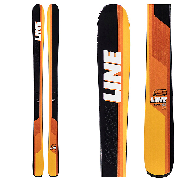 Line Sick Day 94 Skis, , 600