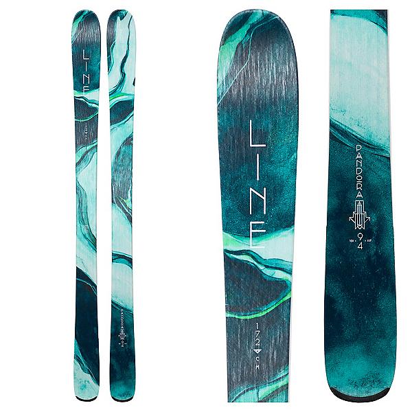 Line Pandora 94 Womens Skis 2019 a48d862f0c2c