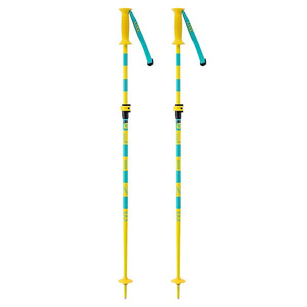 Line Get Up Adjustable Kids Ski Poles, , 600