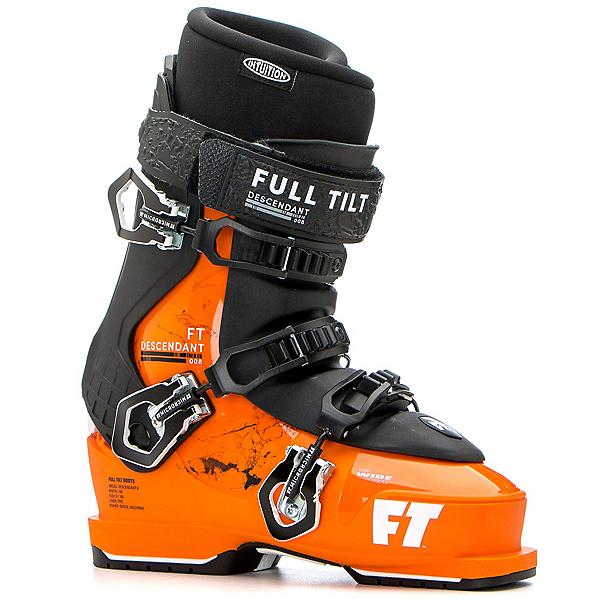 Full Tilt Descendant 8 Ski Boots, Orange-Black, 600