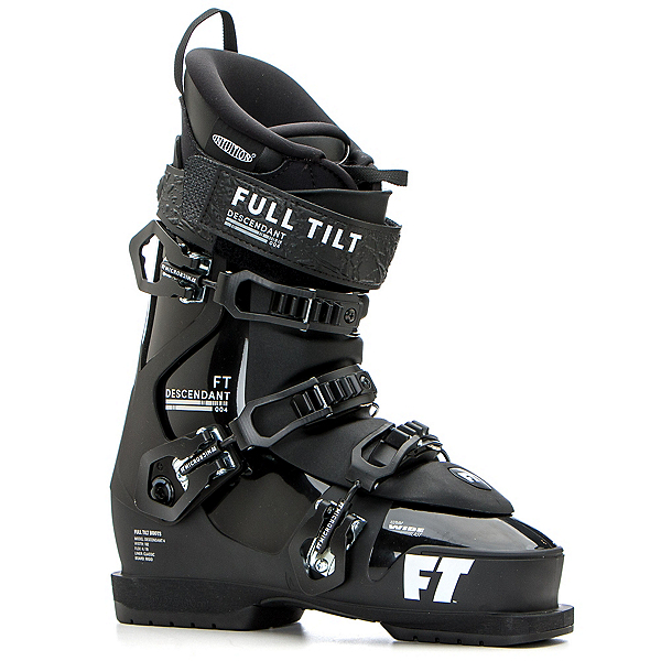 Full Tilt Descendant 4 Ski Boots, Black, 600
